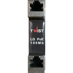 TWIST LG-PoE-100Mb-2U