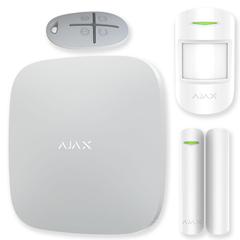 Комплект охранной сигнализации Ajax StarterKit Plus белый