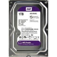 Жесткий диск Western Digital Purple 1TB 64MB 5400rpm WD10PURZ 3.5 SATA III
